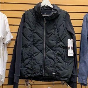 Alo cool breaker jacket